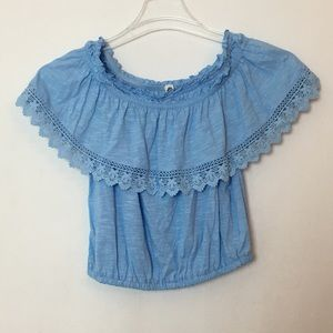 NWT American rag crop top